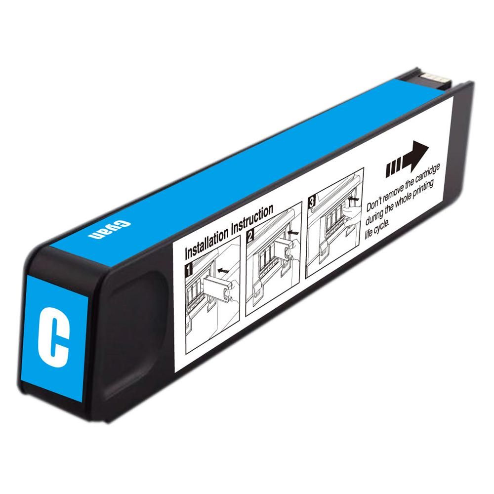 COMPATIBLE HP CN626AM (971XL) CYAN CARTRIDGE