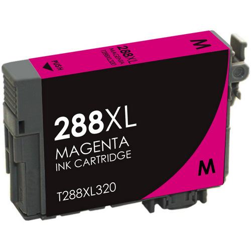 REMANUFACTURED EPSON T288XL (T288XL320) HIGH YIELD MAGENTA INK CARTRIDGE