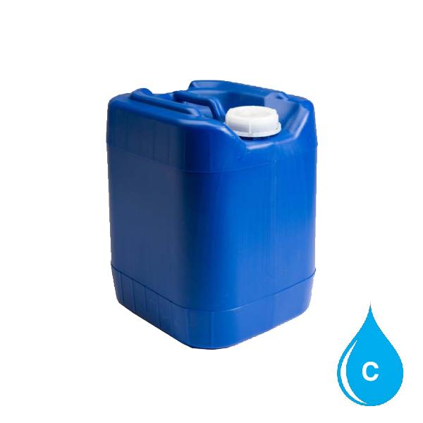 CLI8 Cyan Ink for Canon ChromaLife 100 Dyebase Printers - 18kg Barrel