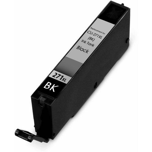 Compatible CLI-271XL Black Cartridge For Canon Printers - Not OEM