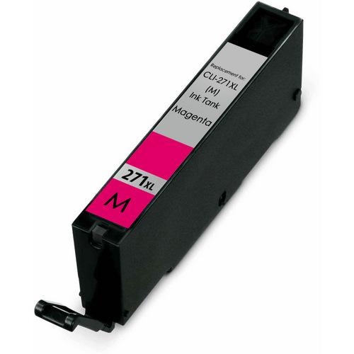 COMPATIBLE CANON CLI-271XL (CLI271XL) HIGH YIELD MAGENTA INK CARTRIDGE