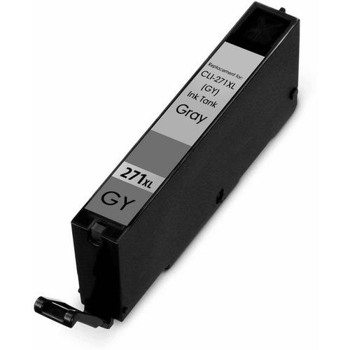 Compatible CLI-271XL Gray Cartridge For Canon Printers - Not OEM