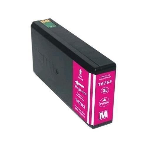 REMANUFACTURED EPSON T676 MAGENTA CARTRIDGE (T676XL320)