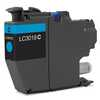COMPATIBLE BROTHER LC3019BK SUPER HIGH YIELD CYAN INKJET CARTRIDGE