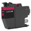 COMPATIBLE BROTHER LC3019BK SUPER HIGH YIELD MAGENTA INKJET CARTRIDGE