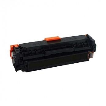 Compatible HP LasterJet CF502A (202A) Standard Capacity Yellow Toner Cartridge