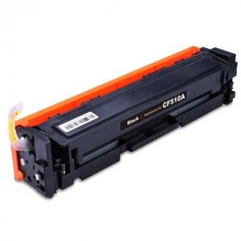 COMPATIBLE HP CF510A (204A) BLACK LASER TONER CARTRIDGE