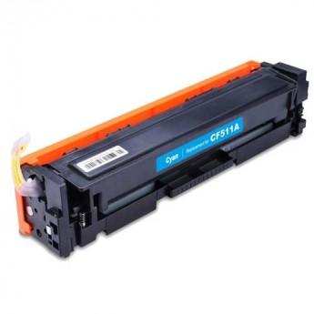 COMPATIBLE HP CF511A (204A) CYAN LASER TONER CARTRIDGE