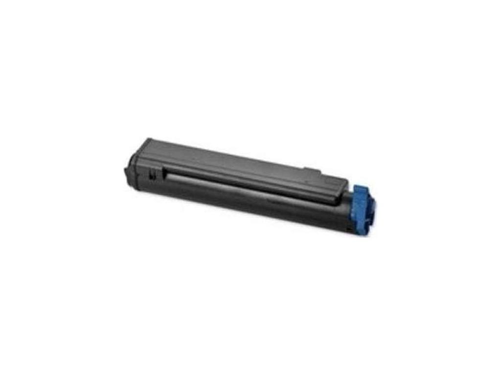 REMANUFACTURED OKIDATA 46507504 BLACK LASER TONER CARTRIDGE