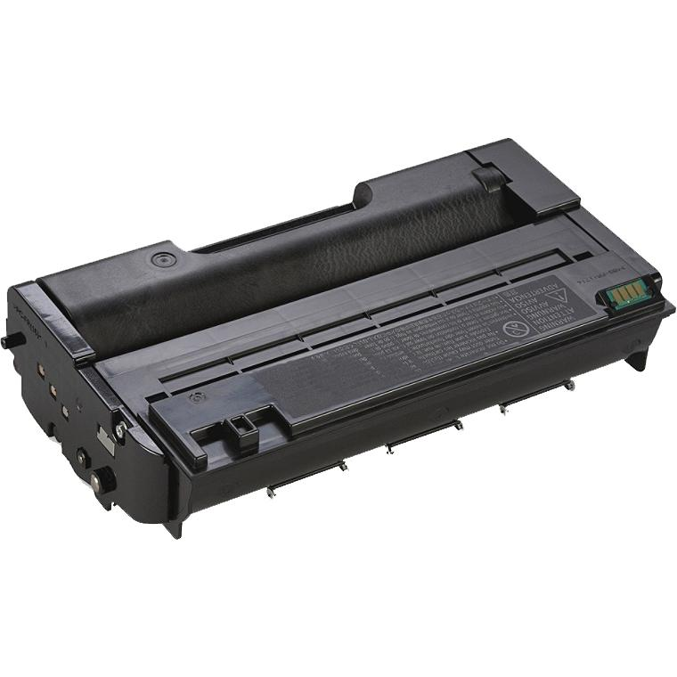 Compatible Ricoh 408161 Black Color Toner