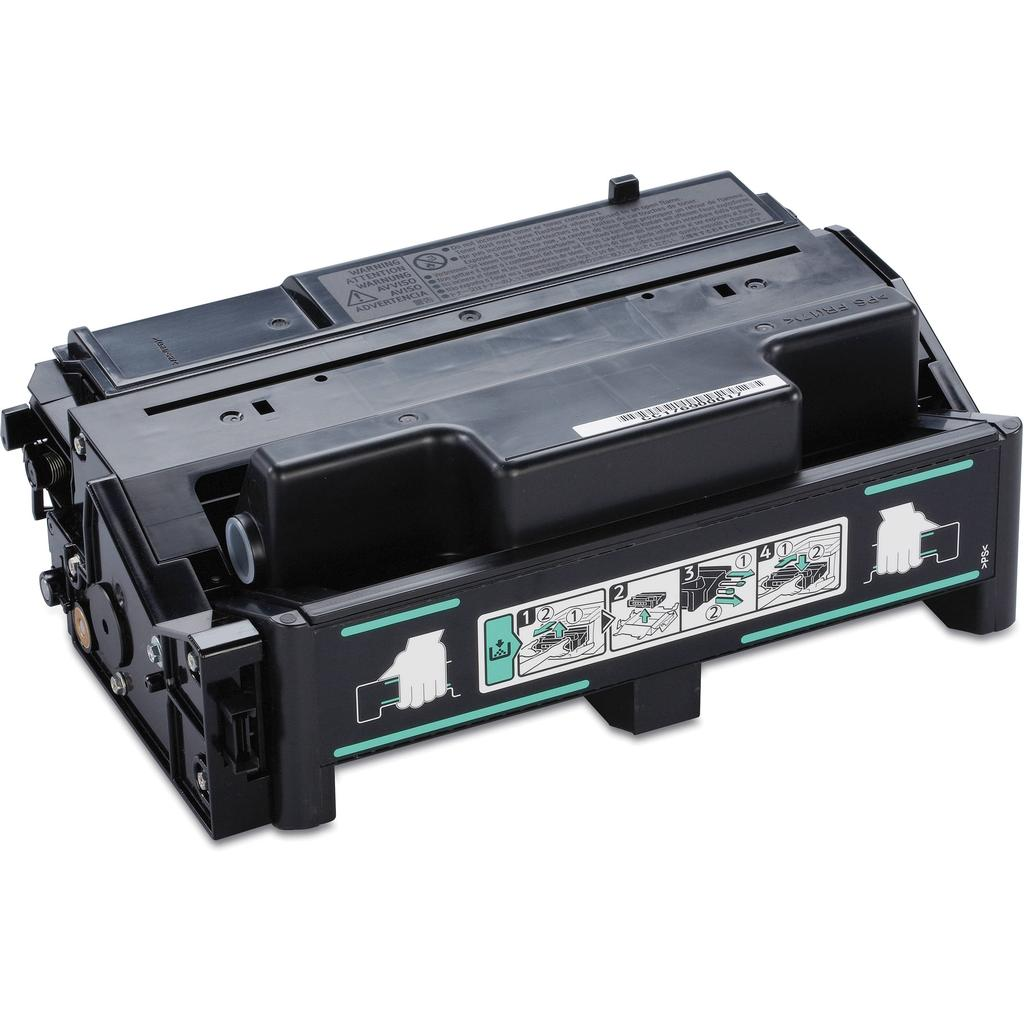 COMPATIBLE RICOH 406628 BLACK LASER TONER CARTRIDGE