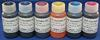 MIS DYEBASE INKSET (CMYK-PC-PM) EPSON PHOTO 1200 - SIX 2 oz BOTTLES