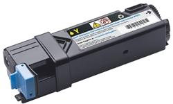 COMPATIBLE DELL 331-0718 (D6FXJ) HIGH YIELD YELLOW LASER TONER CARTRIDGE