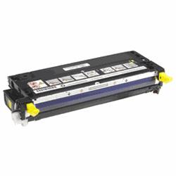 Dell 310-8098 Compatible Yellow High Capacity Toner Cart