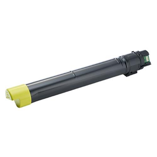 COMPATIBLE DELL 332-1875 (JD14R) YELLOW LASER TONER CARTRIDGE