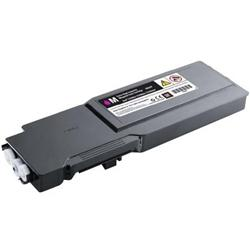 COMPATIBLE DELL 331-8427 (XKGFP) EXTRA HIGH YIELD MAGENTA LASER TONER CARTRIDGE