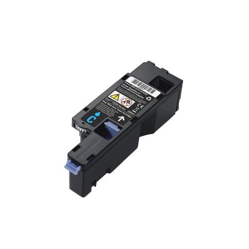 COMPATIBLE DELL 593-BBJU (H5WFX) CYAN LASER TONER CARTRIDGE