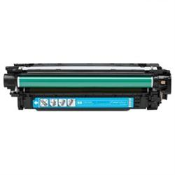 COMPATIBLE HP CE401A (507A) CYAN LASER TONER CARTRIDGE