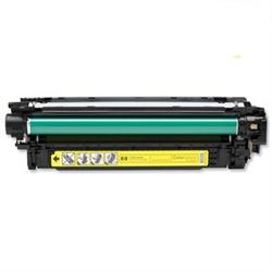 COMPATIBLE HP CE402A (507A) YELLOW LASER TONER CARTRIDGE