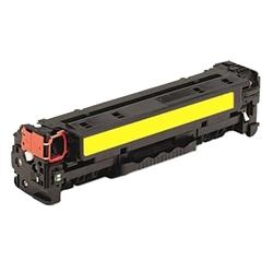 COMPATIBLE HP CF382A (312A) YELLOW LASER TONER CARTRIDGE