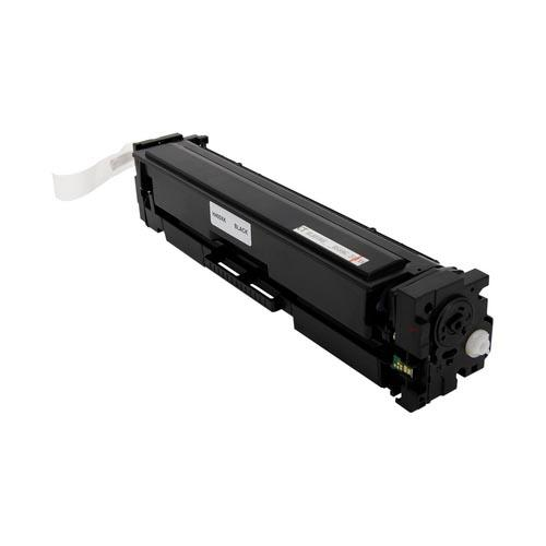 COMPATIBLE HP CF400X (201X) HIGH YIELD BLACK LASER TONER CARTRIDGE