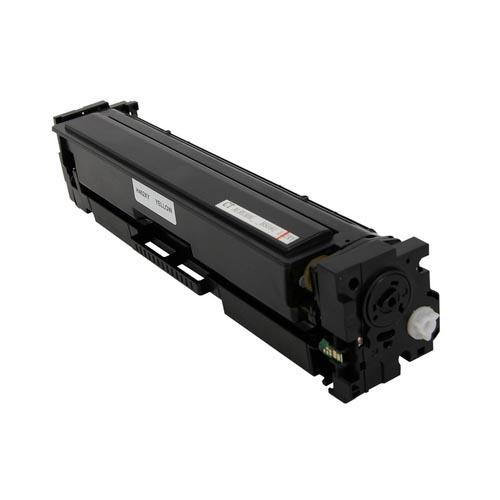 COMPATIBLE HP CF402X (201X) HIGH YIELD YELLOW LASER TONER CARTRIDGE
