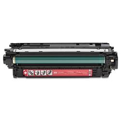 COMPATIBLE HP CF033A (646A) MAGENTA LASER TONER CARTRIDGE