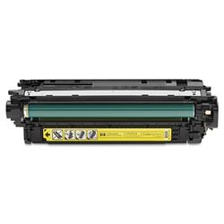 COMPATIBLE HP CF032A (646A) YELLOW LASER TONER CARTRIDGE