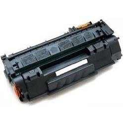 COMPATIBLE HP Q7553A (53A) BLACK LASER TONER CARTRIDGE