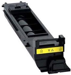 COMPATIBLE KONICA MINOLTA A0DK233 YELLOW LASER TONER CARTRIDGE
