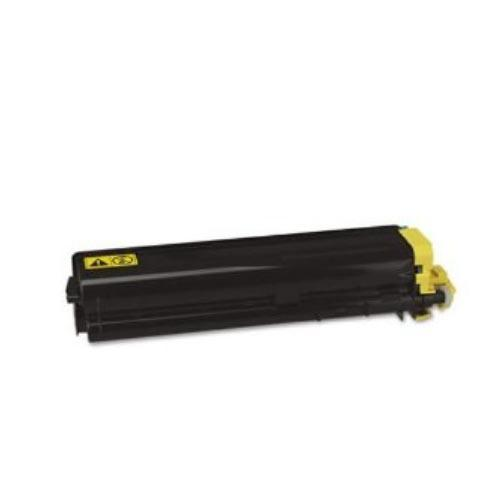 COMPATIBLE KYOCERA MITA TK-512Y (1T02F3AUS0) YELLOW LASER TONER CARTRIDGE