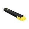 COMPATIBLE KYOCERA MITA TK-8327Y (1T02NPAUS0) YELLOW LASER TONER CARTRIDGE