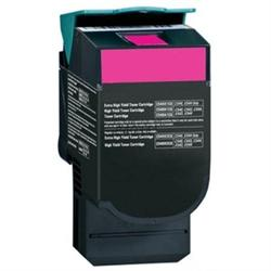 COMPATIBLE LEXMARK C544X2MG MAGENTA LASER TONER CARTRIDGE