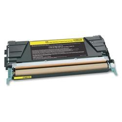 COMPATIBLE LEXMARK C748H1YG YELLOW LASER TONER CARTRIDGE