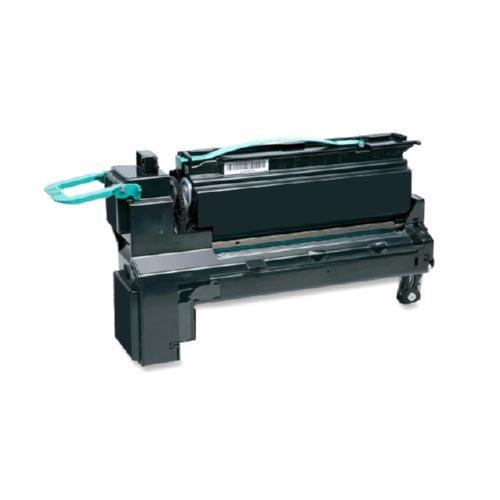 COMPATIBLE LEXMARK C792X2KG, C792X1KG BLACK LASER TONER CARTRIDGE