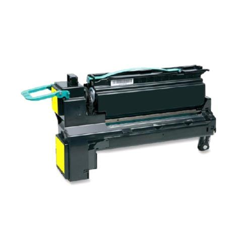COMPATIBLE LEXMARK C792X2YG, C792X1YG YELLOW LASER TONER CARTRIDGE