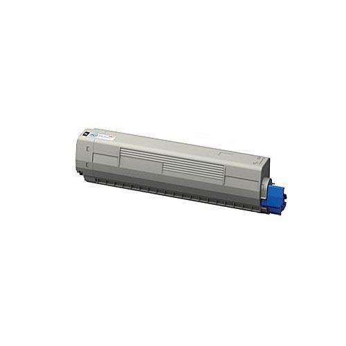 OKI C831/ 44844512 Compatible Toner- Black