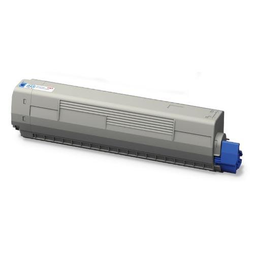 COMPATIBLE OKIDATA 44844511 (C831) CYAN LASER TONER CARTRIDGE