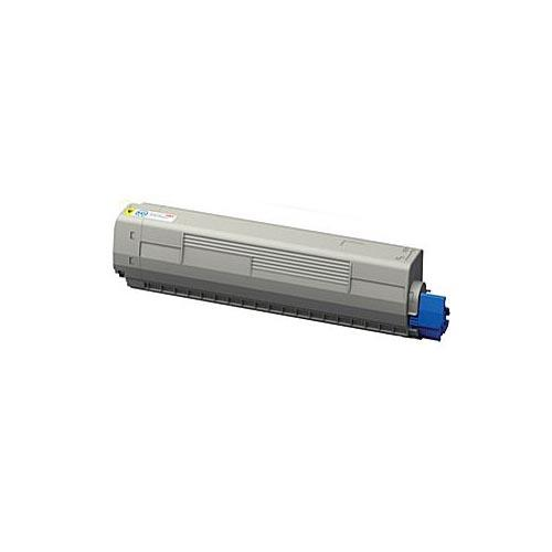 COMPATIBLE OKIDATA 44844509 (C831) YELLOW LASER TONER CARTRIDGE