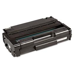 COMPATIBLE RICOH 406465 HIGH YIELD BLACK LASER TONER CARTRIDGE