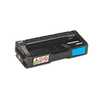Ricoh 406047 Compatible Cyan Toner Cartridge