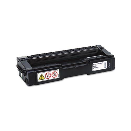 COMPATIBLE RICOH 406475 HIGH YIELD BLACK LASER TONER CARTRIDGE