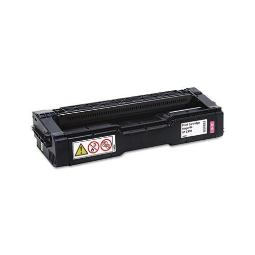 COMPATIBLE RICOH 406477 HIGH YIELD MAGENTA LASER TONER CARTRIDGE