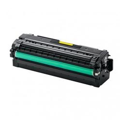 COMPATIBLE SAMSUNG CLT-Y505L YELLOW LASER TONER CARTRIDGE