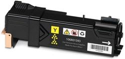 COMPATIBLE XEROX 106R01596 / 106R01593 (PHASER 6500) YELLOW LASER TONER CARTRIDGE