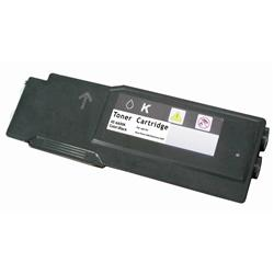 COMPATIBLE XEROX 106R02228 / 106R02244 (PHASER 6600) HIGH YIELD BLACK LASER TONER CARTRIDGE