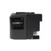 COMPATIBLE BROTHER LC20EBK SUPER HIGH YIELD BLACK INK CARTRIDGE