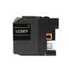 COMPATIBLE BROTHER LC20EY SUPER HIGH YIELD YELLOW INK CARTRIDGE