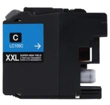 COMPATIBLE BROTHER CYAN INK CARTRIDGE