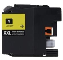 COMPATIBLE BROTHER YELLOW INK CARTRIDGE